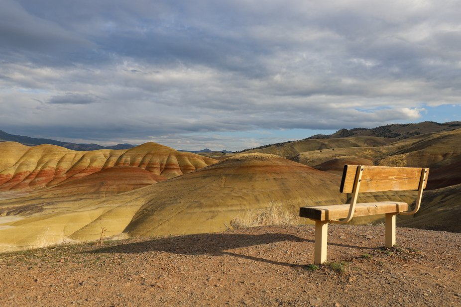 Painted Hills, John Day National Monument, OR
