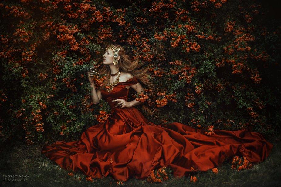 photo: Marketa Novak  model: Kromari