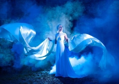Ice Maiden Summons the Winds of Change