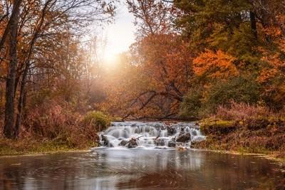 Bonneyville in Autumn