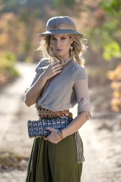 Sultry Safari Chic