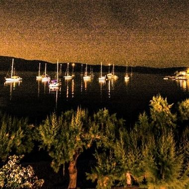 Posidonio Bay