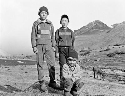 Beshtash Gorge, Talas, Kyegyzstan, August 2019