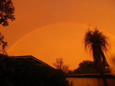 Sand Storm, Double Rainbow,