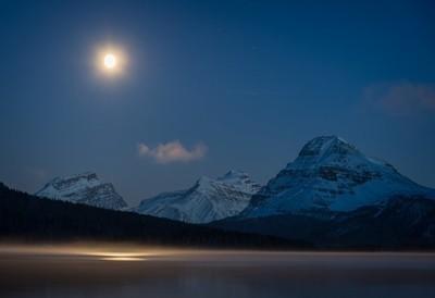 Bow Lake Moonshine