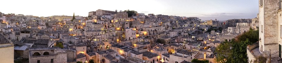 Matera, is perhaps the most beautiful Italian hidden treasure, it may is the world's thi...