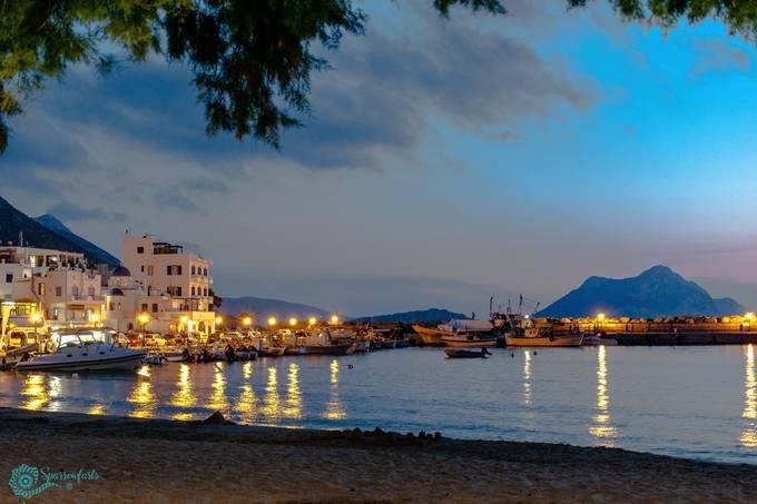 Sundown Aegiali, Amorgos