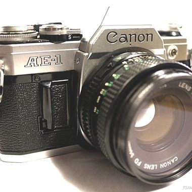 It all started with this Canon beauty