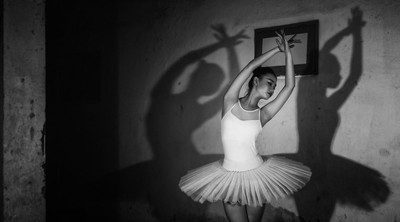 Ballet shadow