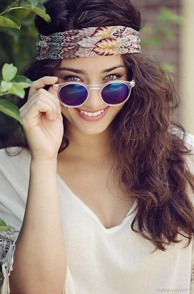 """""""With the right glasses, a girl can conquer the world."""""""