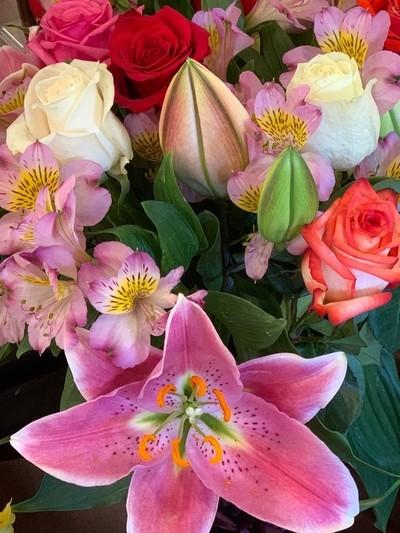 Beautiful arrangement! ♥️