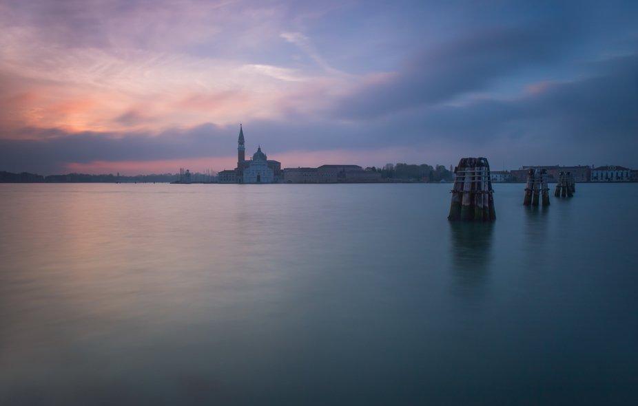 S.Giorgio, Venice at Sunrise