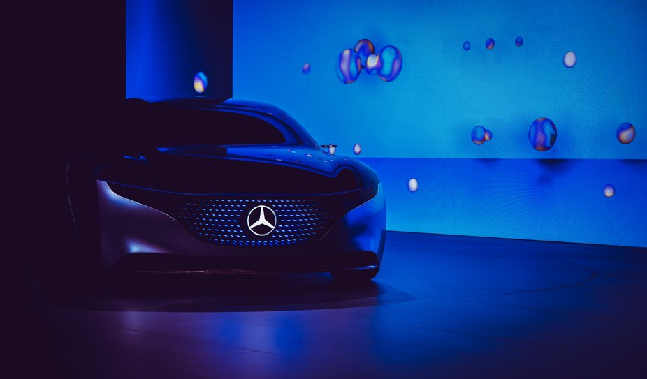 i am EQS, Daimler EQS