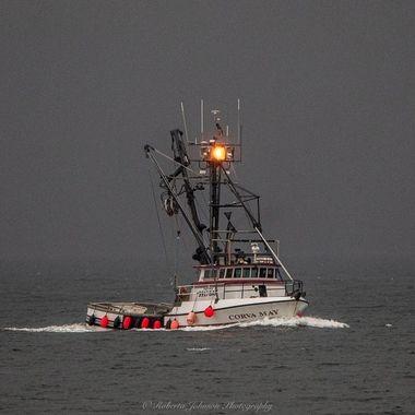 Seiner Fishing Vessel