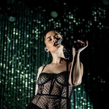 Sabrina Claudio at Theatre Corona, Montreal