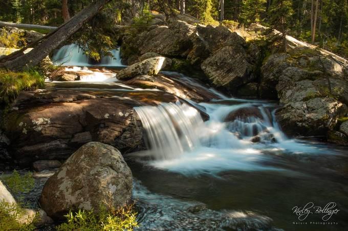 Sunlit Streams
