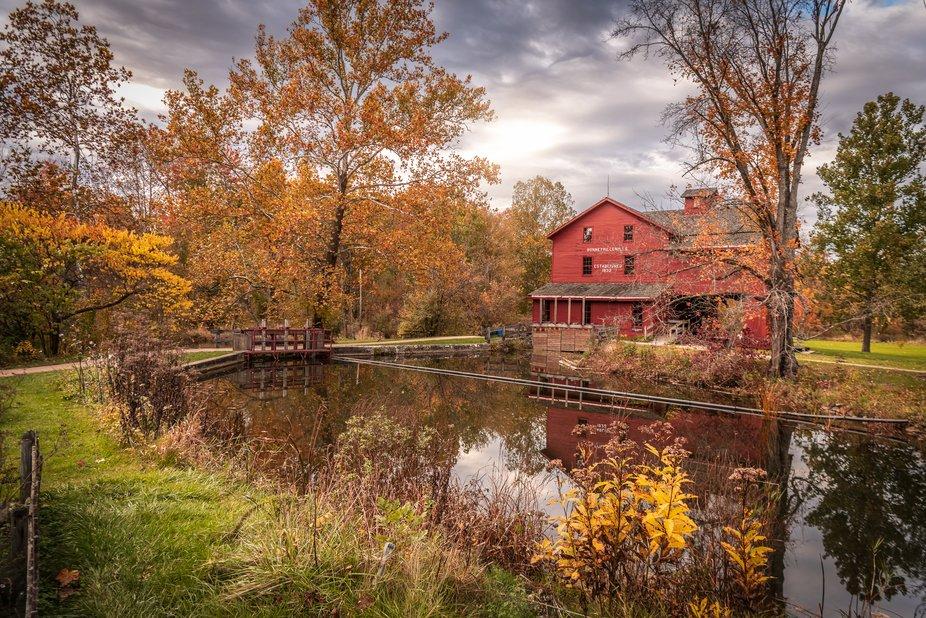 Autumn in Bonneyville