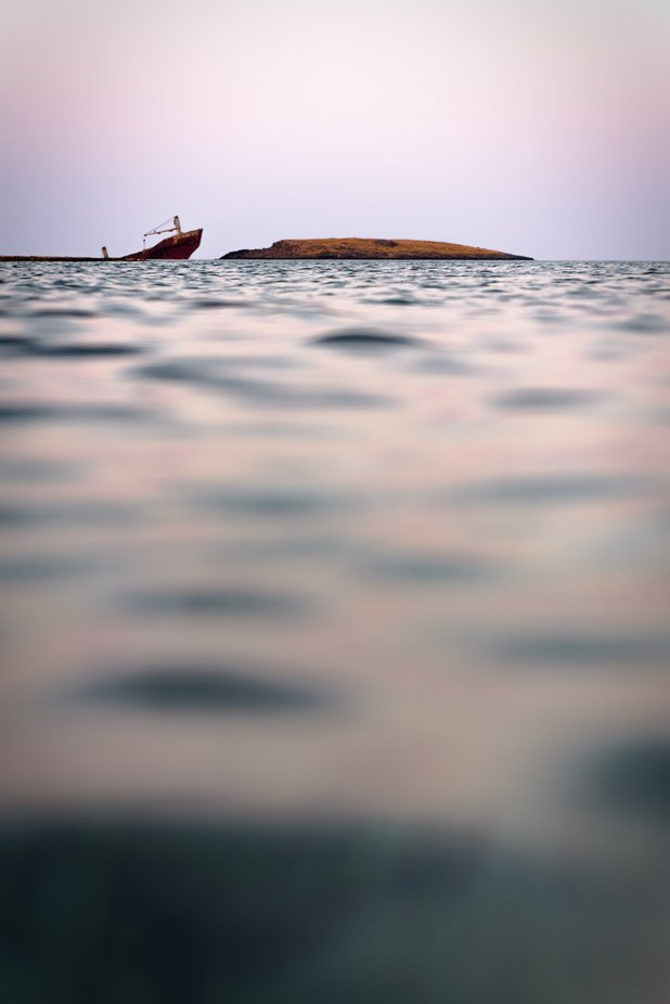 """Nordland"" shipwreck, Kythira"