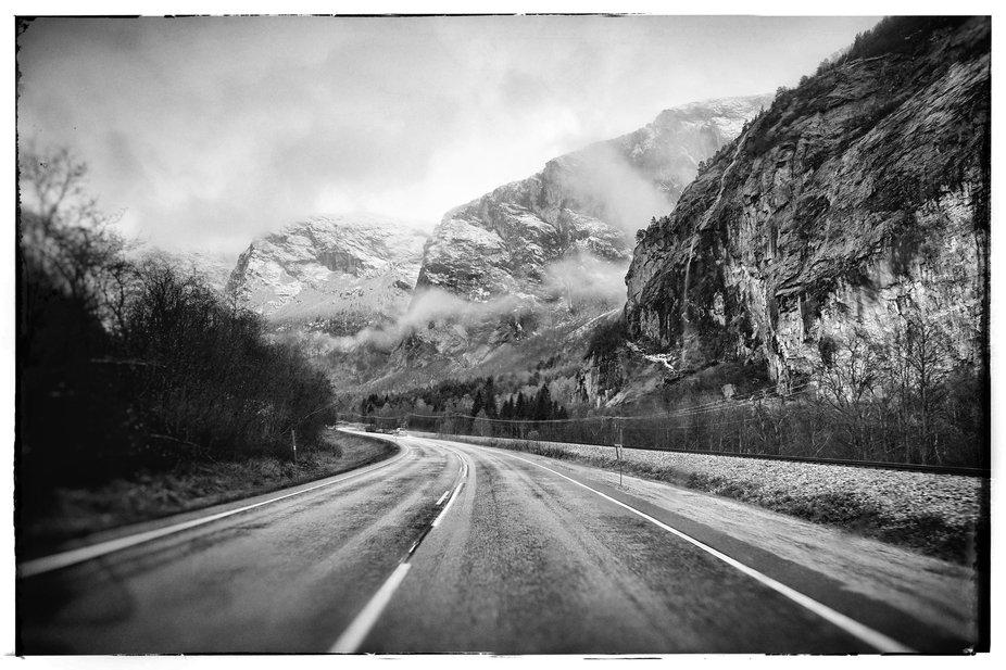 Road through Dovre