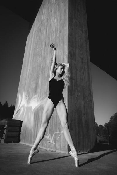 Modern day ballet