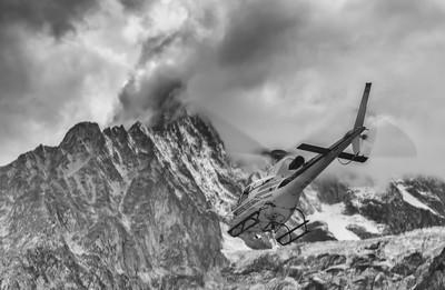 Monte Bianco Heli Service