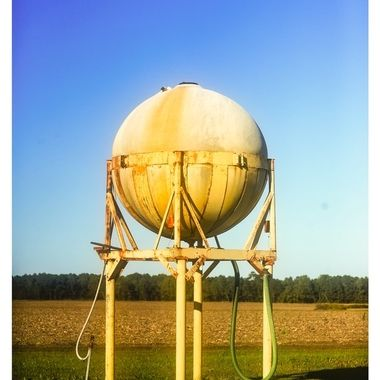 Water Tower 23x35
