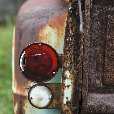 pickup rear lights