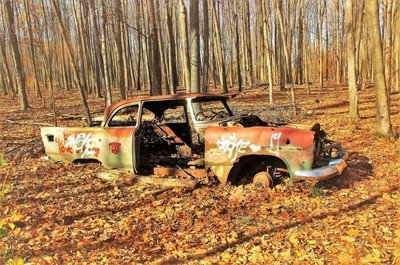 Rusted Out