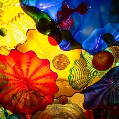 Chihuly Sea of Glass...