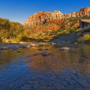 Virgin River, Springdale, Utah IMG_8438