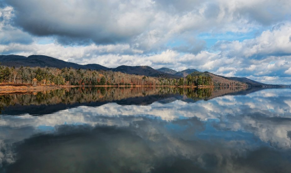 Final photo from my Adirondack Reflections collection.