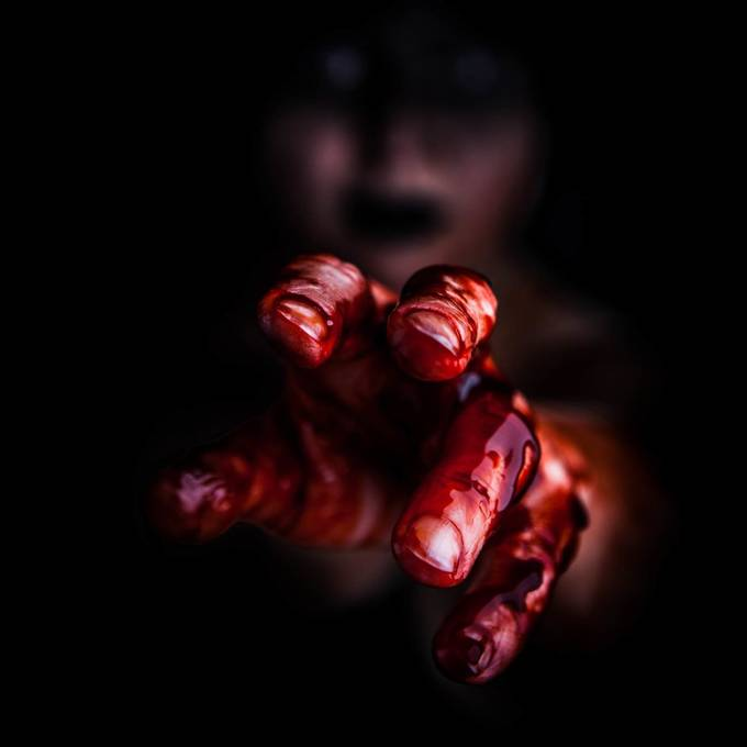 The Kill by Yvette - Scary Halloween Photo Contest