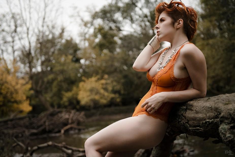 Photography: Kayleigh Kay  of Flirty Boudoir    Model/Styling: Kevlar B Lightning
