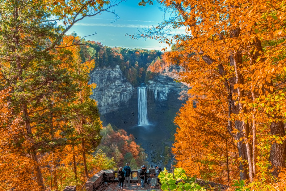 Taughannock Falls State Park's namesake waterfall is one of the outstanding natural attr...