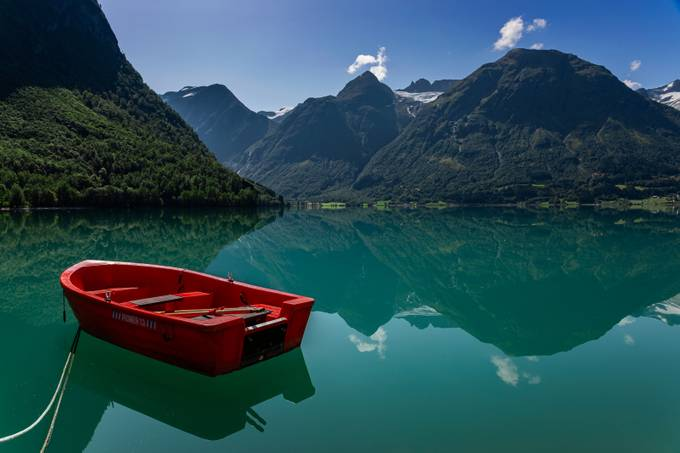 Hjelle by runeaskeland - Rule of Thirds Photo Contest vol9