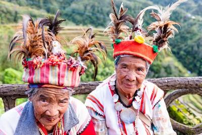 Ifugao Women