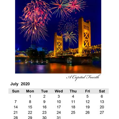 July 2020 A Capital Fourth