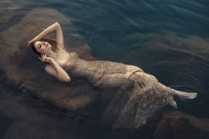 Poseidon's Bride by juliatyagushova - Capturing Liquids Photo Contest