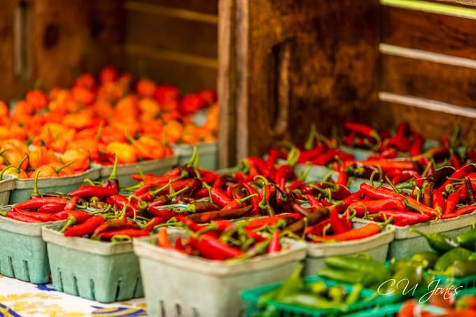 Farmers Market in Charleston, SC