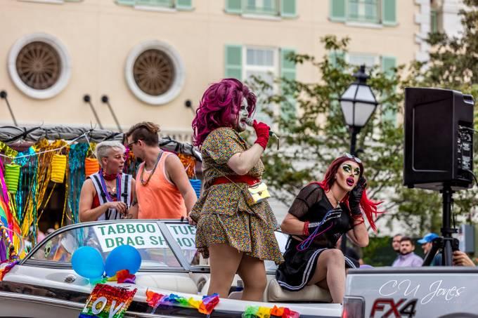 Charleston Pride Parade 2019