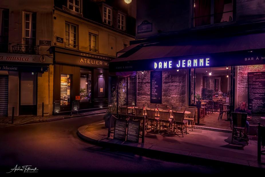Paris at Night 3