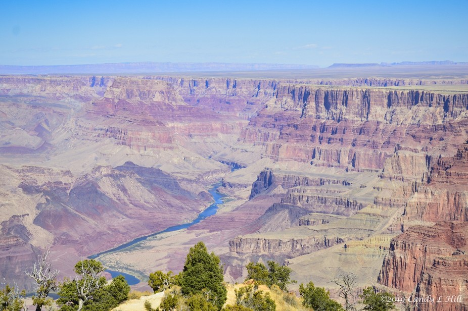 I finally got a chance to visit Arizona and see the Grand Canyon. There are no words to describe it.