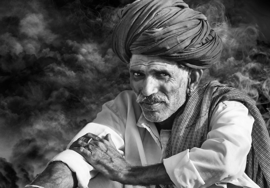 This image was taken at pushkar fair which held every year in the pushkar city of Rajasthan State...