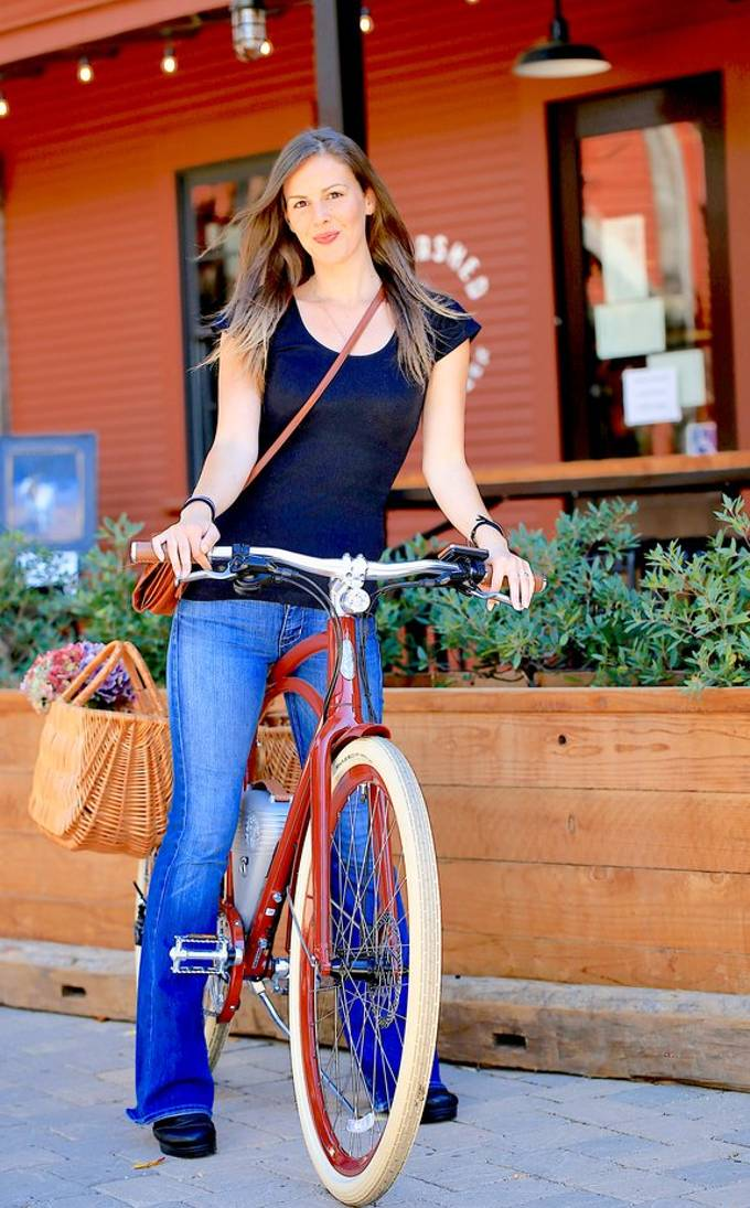 Bicycle Beauty.