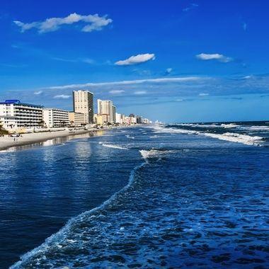 Port Orange Beach Nov NW