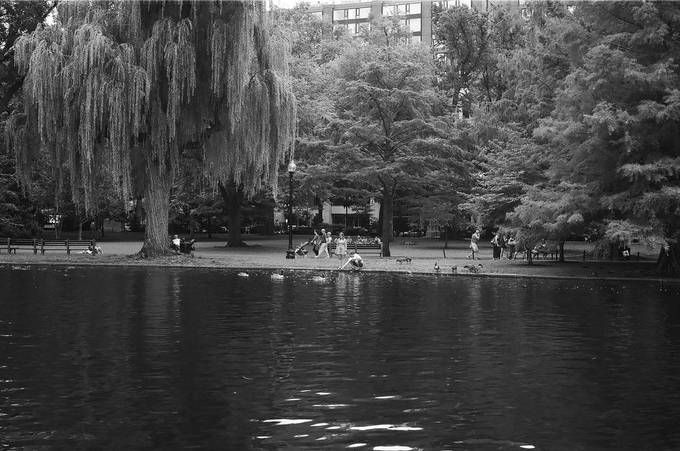 Taken with JCH Streetpan 400 with my Nikon F3hP.