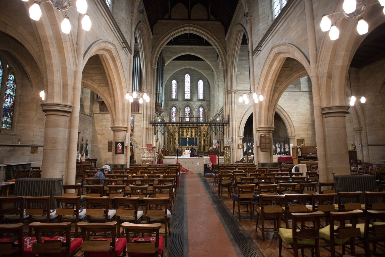 Headingley Parish Church or the Parish Church of St Michael and All Angels in Headingley, a suburban area of Leeds, West Yorkshire, England is a large Victorian Church of England parish church in the centre of the parish on Otley Road.