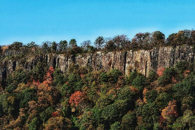 The Palisades in NJ