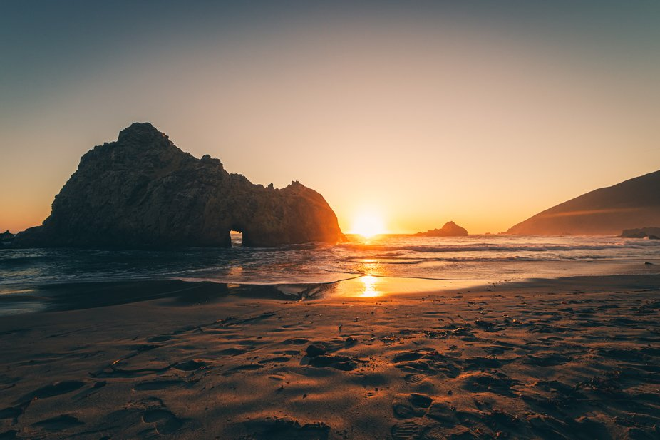 Pfeiffer Beach I