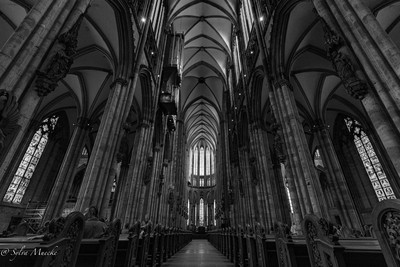 Cologne Cathedral .